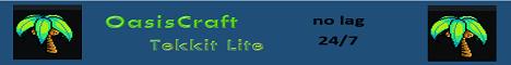 Oasiscraft Tekkit Lite