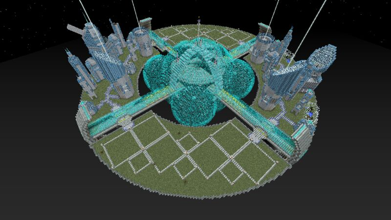 Ancient Moon City