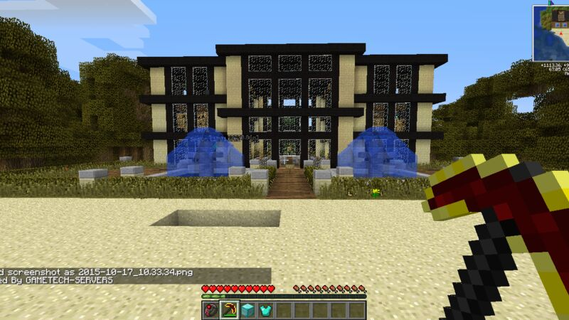 Player made Houses