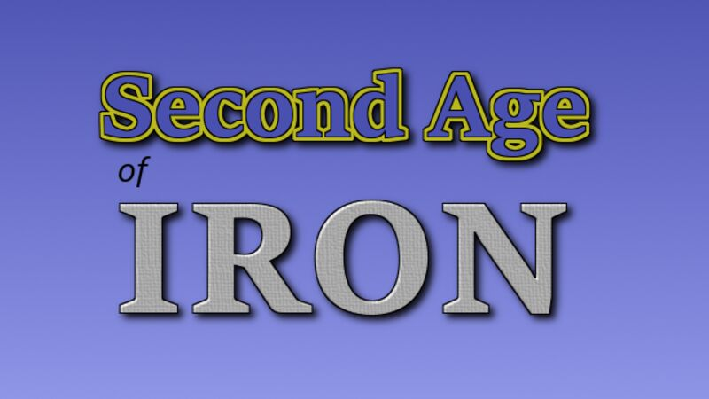 Second Age of Iron