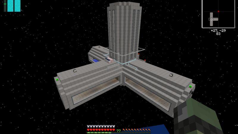 Orbital Space Station 1