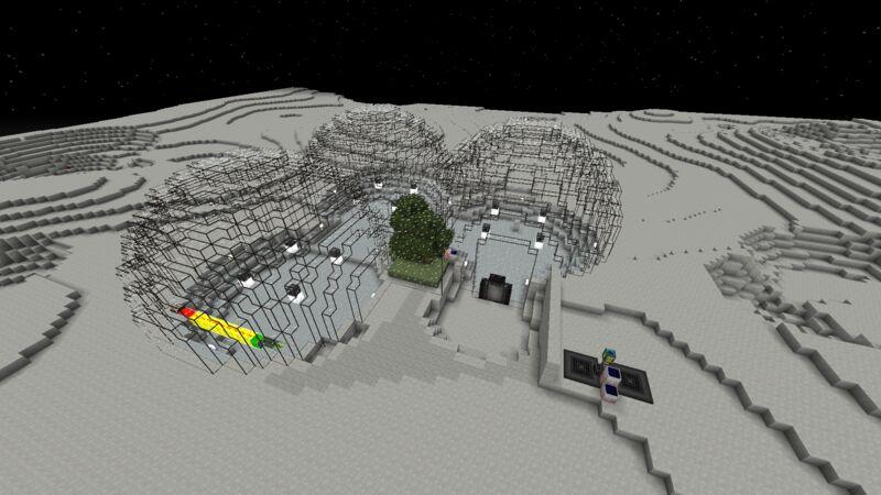 Moon Base Camp