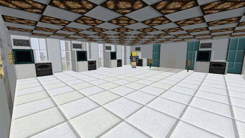 OpenComputer room
