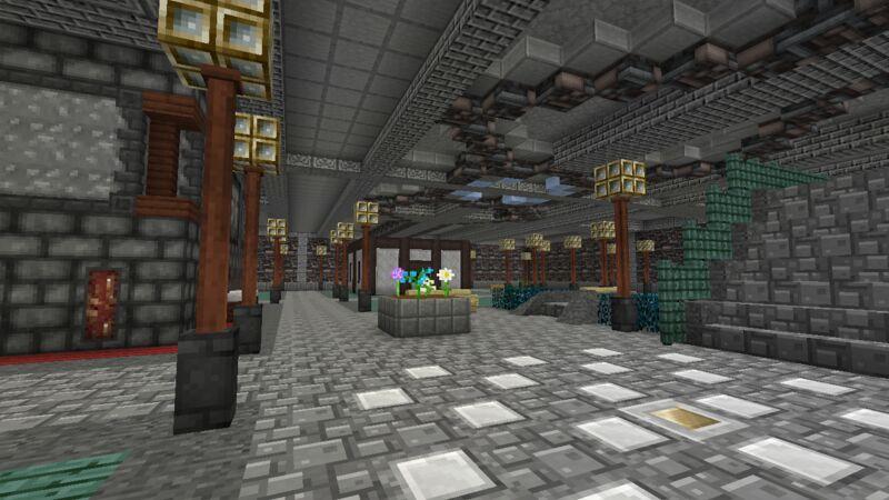 Underground Market